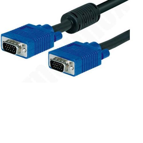 Tecline S-VGA Verlängerung 2x VGA 2,0m