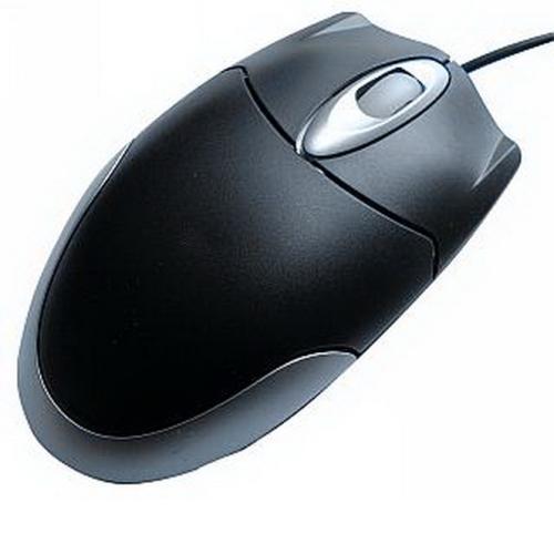HP M-SBF 96 Maus Optisch PS/2 3 Tasten