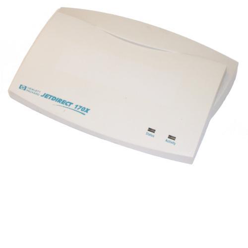 HP JetDirect 170X (J3258B) Printserver 1x USB + 1x LPT