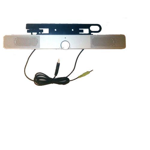 HP SP03A01 Stereo Silber/Schwarz