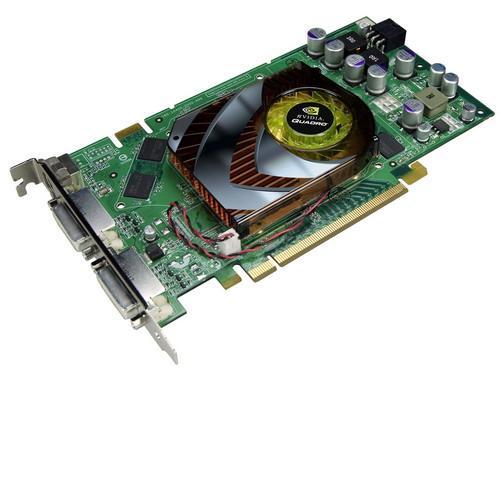 Nvidia Quadro FX 3500 256MB ATX Nvidia Quadro Grafik PCI- E 2x DVI
