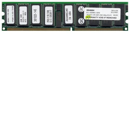 HP 361023-145 2048MB DDR ECC PC333
