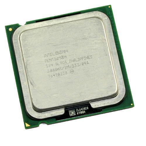 Intel Pentium 4 HT Intel Pentium IV HT 3000MHz FSB 800 1024 KB Socket 775