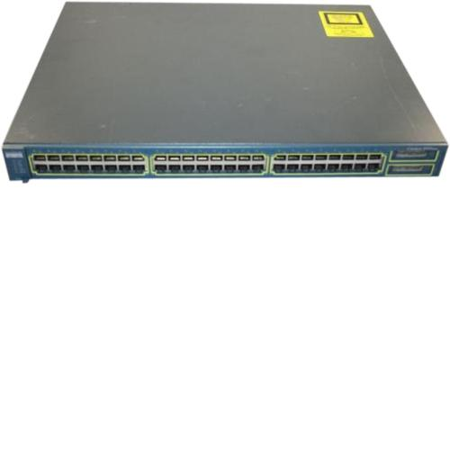 Cisco Systems Catalyst 2950G-48-EI 10/100 RJ 45 48x Port 19
