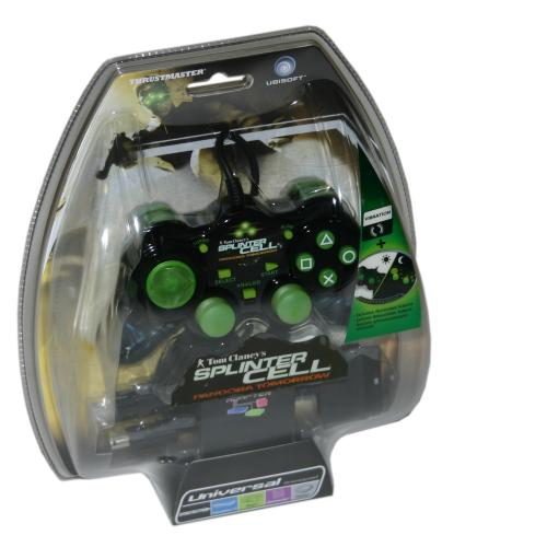 THRUSTMASTER Universal Gamepad Splinter Cell
