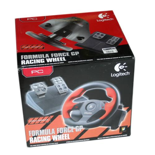 Logitech FORMULA FORCE GP RACING FORCE - Lenkrad