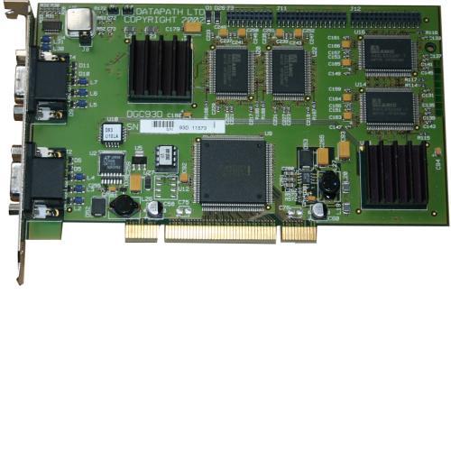 DATAPATH DGC93D 16MB ATX Grafik PCI 2x VGA