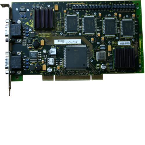 DATAPATH DGC93C2 16MB ATX Grafik PCI 2x VGA