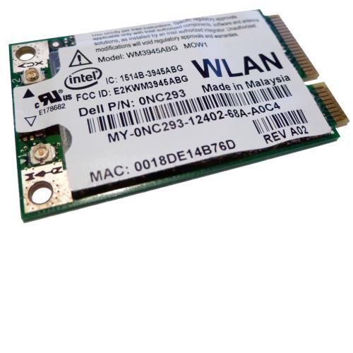 Intel WM3945ABG WLAN Intern Modul 54Mbit keine Software