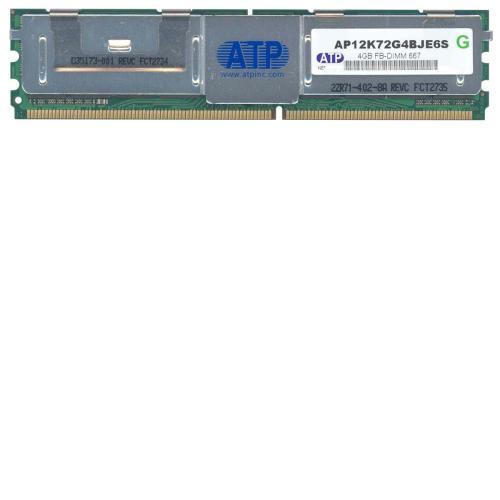 ATP AP12K72G4BJE6S 4096MB DDRII ECC FB PC667  passend für X7DBE
