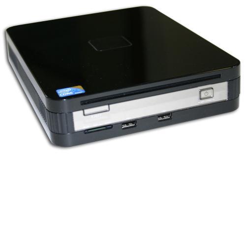 Ubiqconn GE5-PCF55 Intel Core i3-350M 2260Mhz 2048MB 500GB Slim DVD-RW Win 7 Professional Desktop US