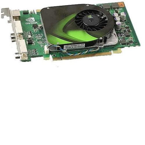 Nvidia GeForce 9500GS 512MB ATX Nvidia GeForce 9500 GS Grafik PCI- E 2x DVI