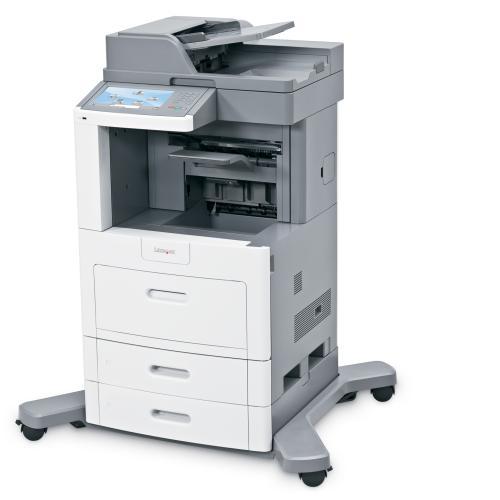 Lexmark x658de 55 Seiten/Minute 1200 dpi USB 2.0500 Blatt Toner/Trommel fehlt unter 700.000 Seiten