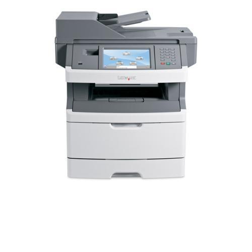Lexmark x466de 38 Seiten/Minute 1200 x 1200 dpi USB 2.0 Ja Ja 300 Blatt Fax Ja bis 200.000 Seiten