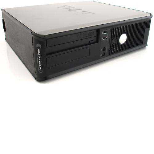 DELL Optiplex 780 Intel Core 2 Duo E8400 3000MHz 2048MB 160GB DVD-RW Win 7 Professional Desktop