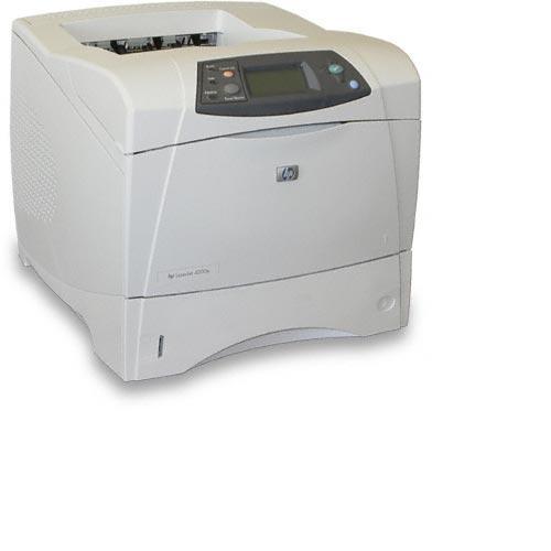 HP LaserJet 4200n 35 Seiten/Minute 1200 x 1200 dpi Toner vorhanden Trommel A-Ware