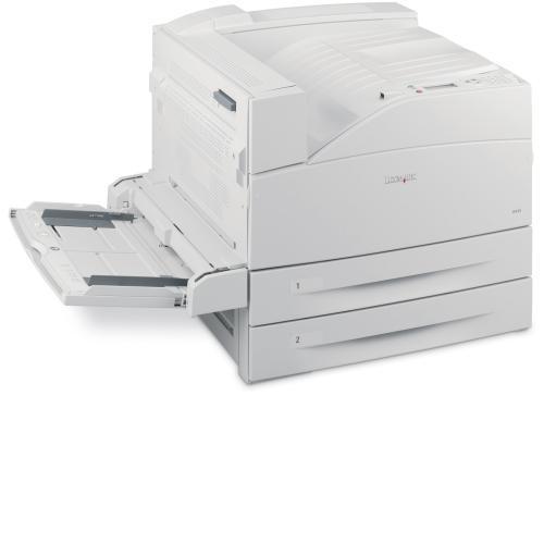 Lexmark W840 50 Seiten/Minute 1200 x 1200 dpi LPT Toner vorhanden Trommel A-Ware 500 Blatt