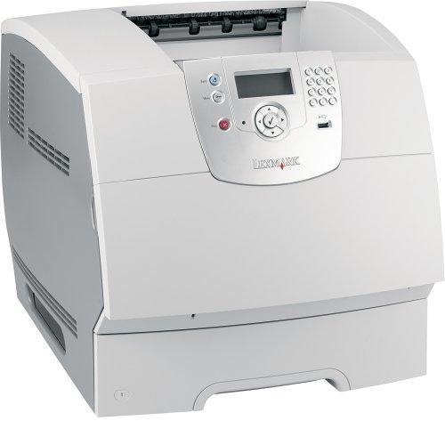 Lexmark T642 43 Seiten/Minute 1200 x 1200 dpi LPT Toner vorhanden Trommel A-Ware 500 Blatt