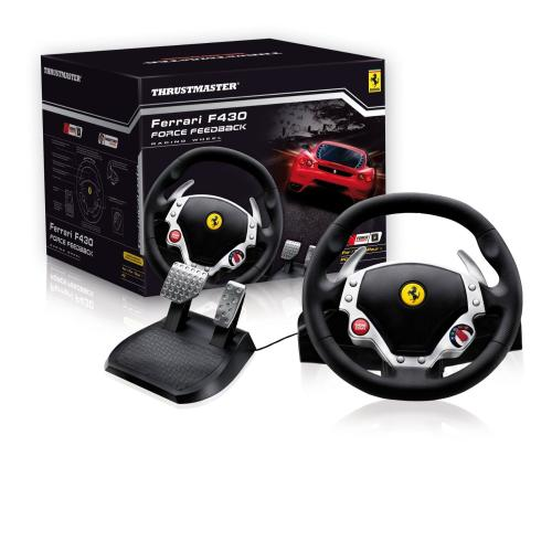 THRUSTMASTER Ferrari F430 Force Feedback Racing Wheel für PC
