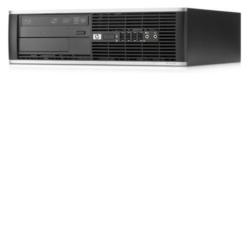 HP 8200 Elite SFF Intel Core i3 2100 3100MHz 4096MB 250GB DVD-RW Win 7 Professional Desktop