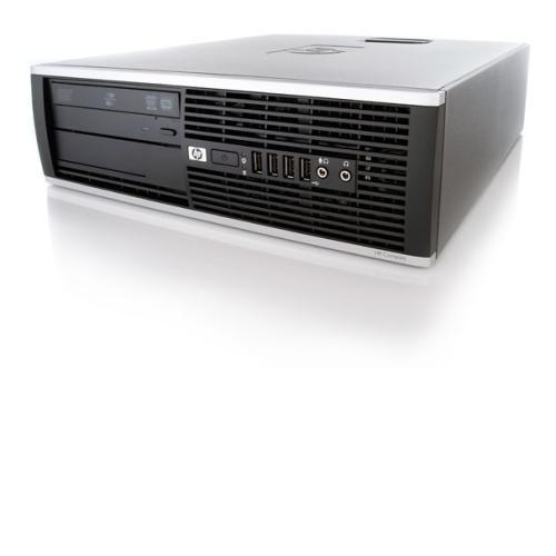 HP 6005 Pro SFF AMD Athlon II X2 B22 2800MHz 4096MB 250GB DVD-RW LightScribe Win 7 Professional Desk