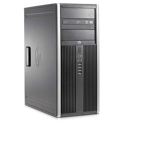 HP 8200 Elite CMT Intel Core i5 2500 3300MHz 4096MB 500GB DVD-RW LightScribe Win 7 Professional Mini