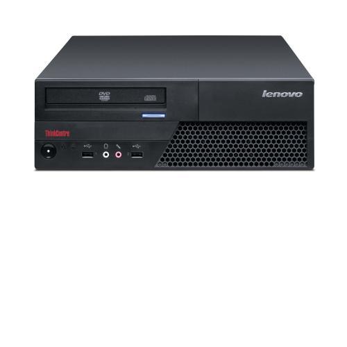 Lenovo ThinkCentre M58 Intel Core 2 Duo E7300 2660Mhz 4096MB 250GB DVD-RW Win Vista Business COA Des