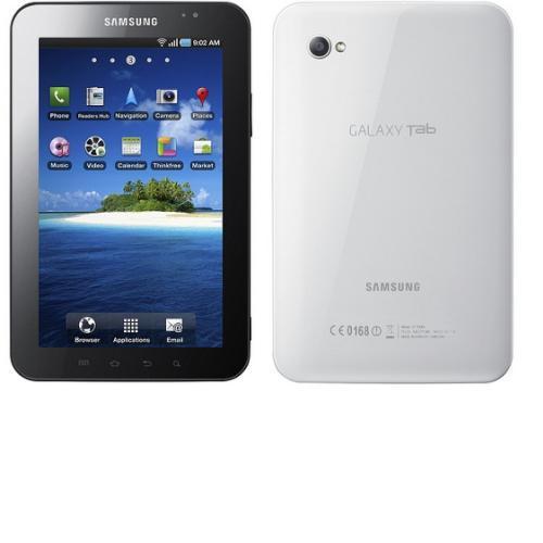 Samsung GT-P1000 1000MHz 512MB DE 16GB 7