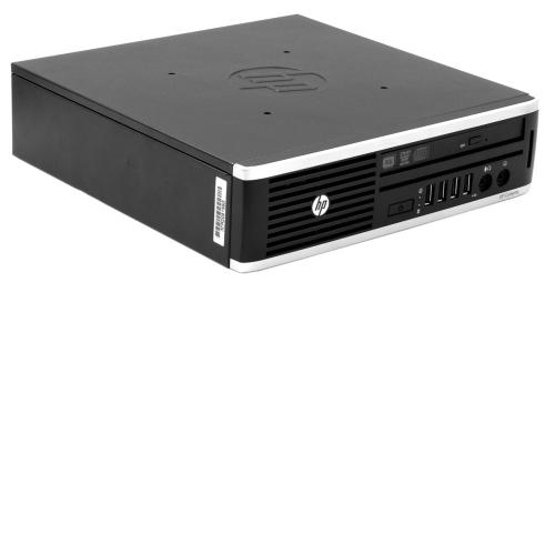 HP 8300 USDT Intel Core i5 3470 2900MHz 4096MB 320GB Slim DVD-RW Win 7 Professional Desktop USFF