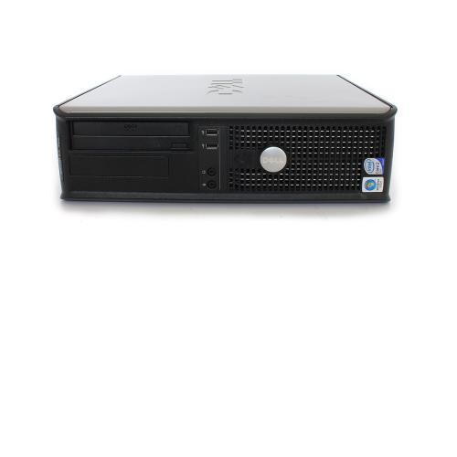 DELL Optiplex 755 Intel Core 2 Duo E6750 2660Mhz 2048MB 80GB DVD Win Vista Business COA Desktop