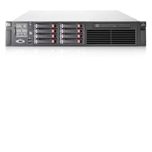 HP ProLiant DL380 G6 1x Intel Xeon E5520 2270MHz 8192MB 5x 146 GB SAS 10/100/1000 RJ 45 DVD 19