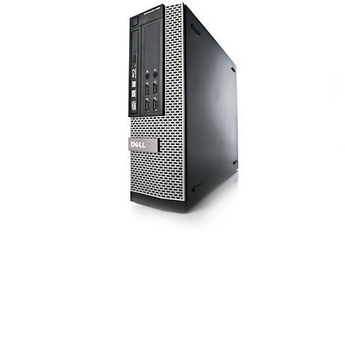 DELL Optiplex 990 Intel Core i5 2500 3100MHz 4096MB 256GB DVD-RW Win 7 Professional Desktop SFF