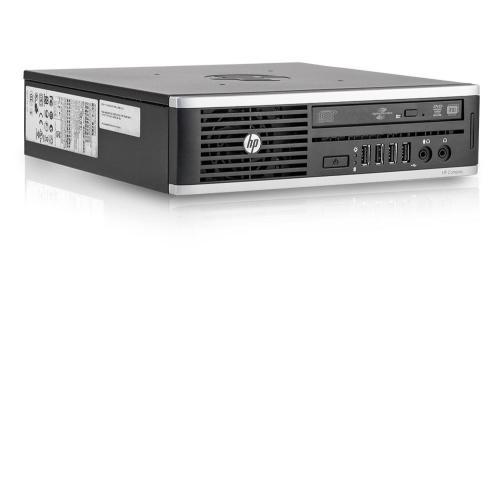 HP Elite 8200 USFF Intel Core i5 2500 2700MHz 8192MB 320GB Win 7 Professional Desktop USFF