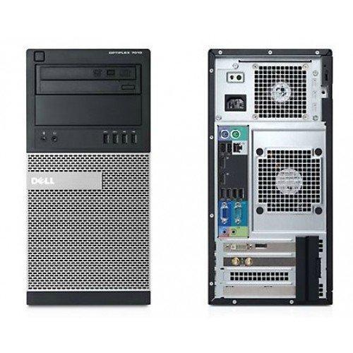 DELL Optiplex 990 Intel Core i5 2400 3100MHz 8192MB 250GB DVD Win 10 Professional Mini-Tower