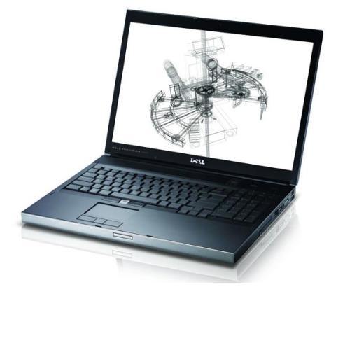 dell  Precision M6500 Intel Core i7 X940 2130Mhz 8192MB 2x 500GB 17,3