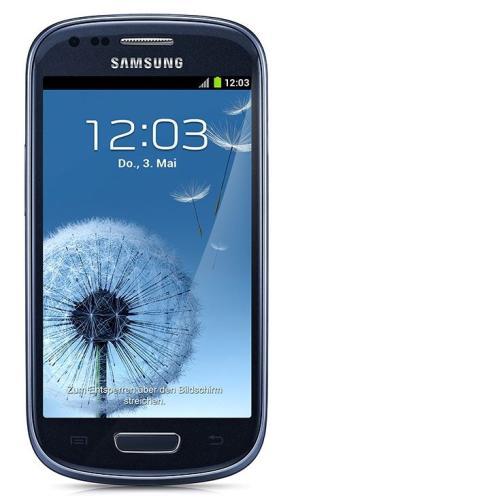 Samsung Galaxy S3 Mini blau Android 4.1.2 8GB 5MP Kamera (GT-I8200N) A WARE