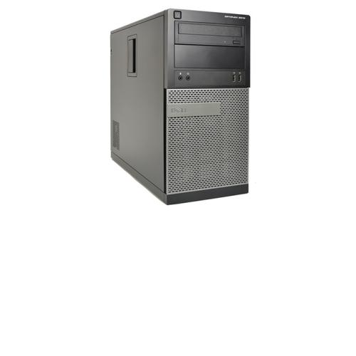 DELL optiplex 3010 Intel Core i7 2600 3200MHz 4096MB 128GB SSD DVD Win 10 Professional Mini-Tower