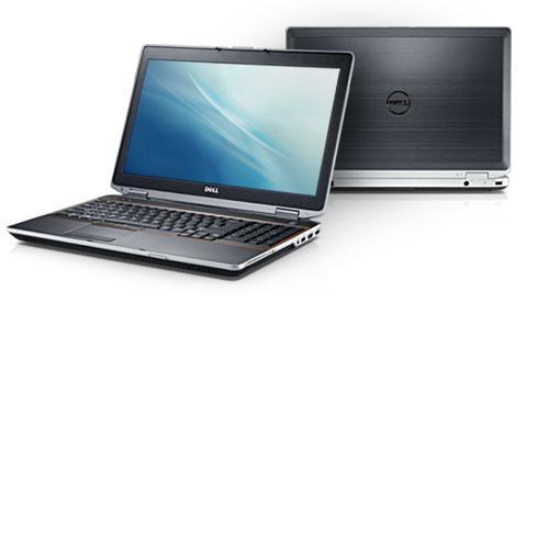 Dell Latitude E5520 Intel Core i3-2310M 2,1GHz 8192MB 320GB 15,6