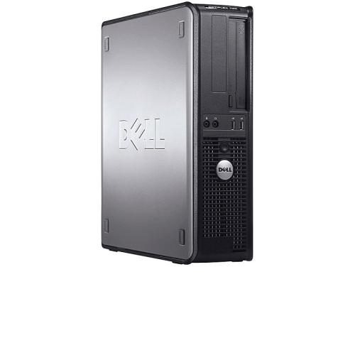 DELL Optiplex 780 Intel Core 2 Duo E8400 3000MHz 4096MB 160GB DVD Win 7 Professional Desktop