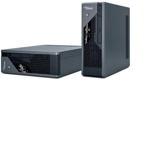 Fujitsu Esprimo C5730E Intel Core 2 Duo E8400 3000MHz 4096MB 160GB DVD-RW Win 7 Professional Desktop