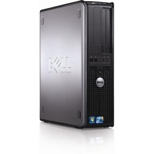 DELL Optiplex 380 Intel Core 2 Duo E7500 2930Mhz 2048MB 250GB DVD Win 7 Professional Desktop