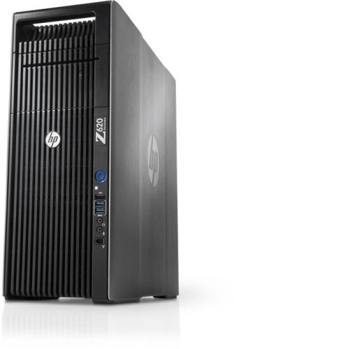 HP Z620 Intel Xeon QuadCore E5-1620 3600MHz 16GB 1TB DVD-RW Win 7 Professional Tower