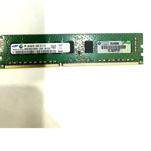 Samsung DDR3 RAM 500210-572 4GB PC3-10600E ECC 2R für HP
