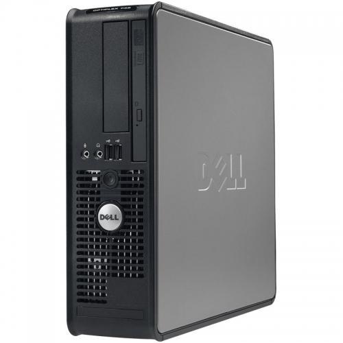 DELL Optiplex 760 Intel Core 2 Duo E8400 3000MHz 2048MB 80GB DVD Win 7 Professional Desktop SFF