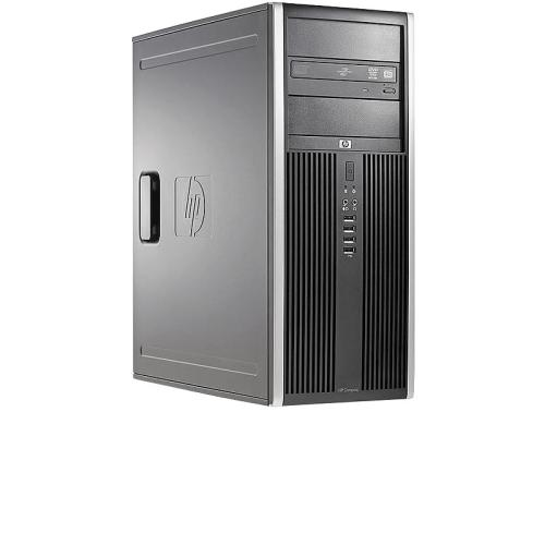 HP 8100 Elite CMT Intel QuadCore i7 860 bis zu 3,46GHz 8GB 128GB Win 7 Professional Midi-Tower
