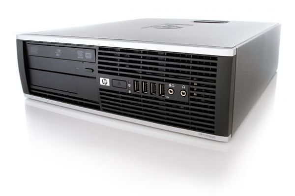 HP 6005 Pro SFF AMD Athlon II X2 3400MHz 2048MB 500GB Laufwerk Fehlt Win 7 Professional Desktop SFF
