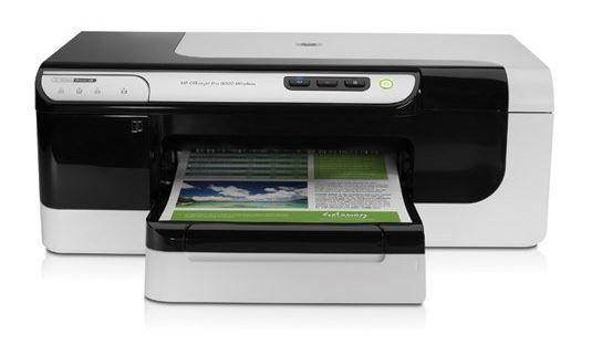 HP Officejet Pro 8000 35 Seiten/Minute 4800 x 1200 dpi A4 Farbe USB Netzwerk