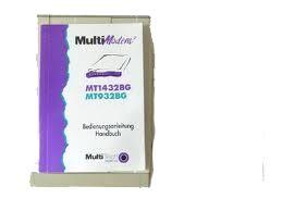 MultiTech MT1432BG Analog 14400Kbps