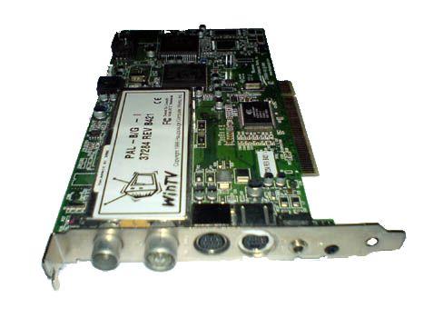 Hauppauge PAL B/G-I 37284 PCI Ja Nein
